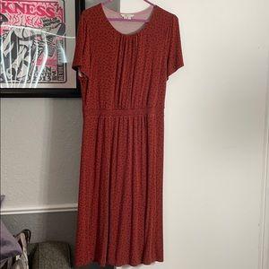 Boden Midi Dress